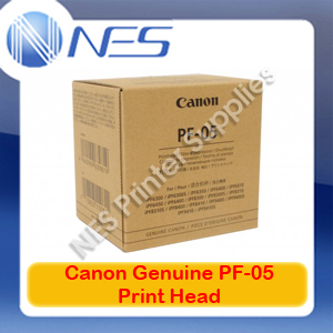 Canon Genuine PF-05 Print Head for imagePROGRAF iPF-6300/iPF-6350/iPF-8300 PF05